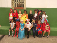 World book day at Wingate School