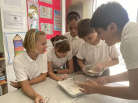 Year 5 experiment Separating different materials