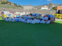 Wingate School Charity event 2020 - No-one without food, Tenerife South Family Church