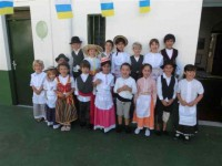 Canarian Day at Wingate School May 2015