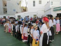 Canarian day at Wingate School May 2016