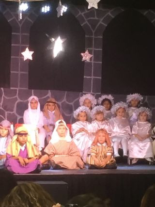Infant Christmas production