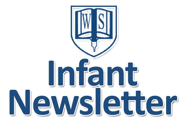 Infant weekly email 25.9.2020