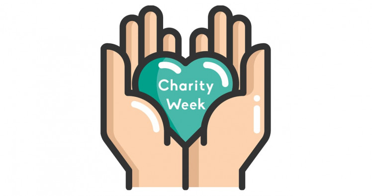 Charity Week 8th of April to the 12th of April 2019