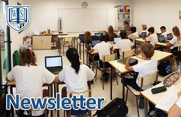 Senior Newsletter  4th of October 2019